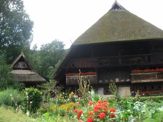 Gutach im Schwarzwald, Germania: the big 3family house