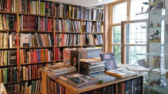 Lambiek Comic Shop