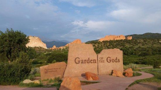 Beautiful Picture Of Garden Of The Gods Colorado Springs Tripadvisor