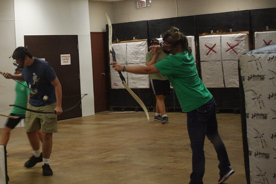 Elmhurst, IL: Yes, hit her target