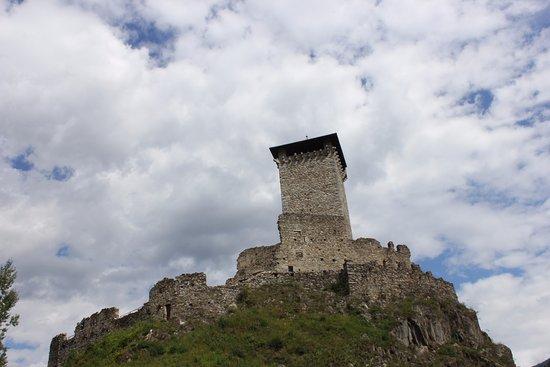 Ossana, Italia: Vista dal paese