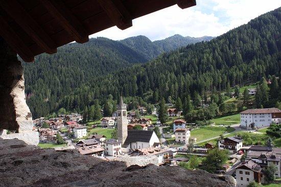 Ossana, Italia: Dalla cima della torre