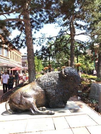 Boulder, CO: Sculpture on the street