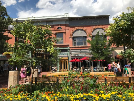 Boulder, CO: Gorgeous landscaping