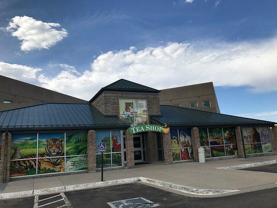 Boulder, CO: Loved the tea shop