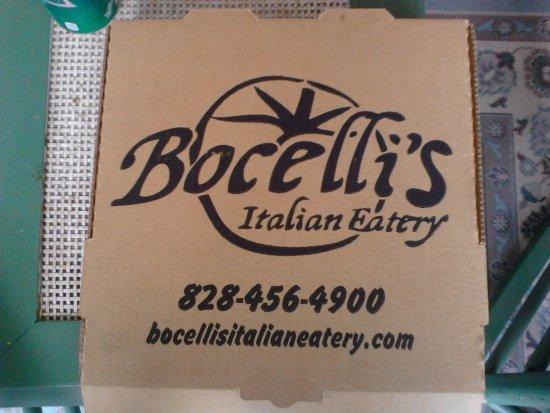 Waynesville, Carolina del Norte: I smell pizza