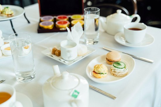 Afternoon Tea service is available at Hotel Ella from 3-5pm on Saturdays and Sundays.