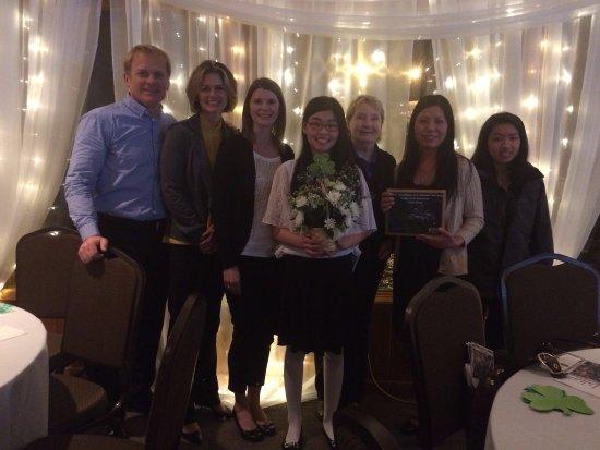 Osceola, WI: Customer Service Award