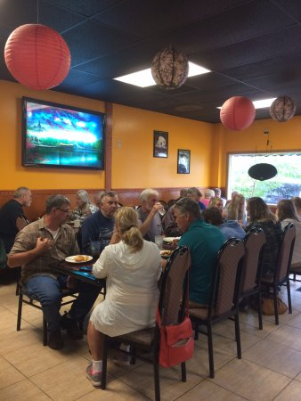 Osceola, WI: Lunch Buffet