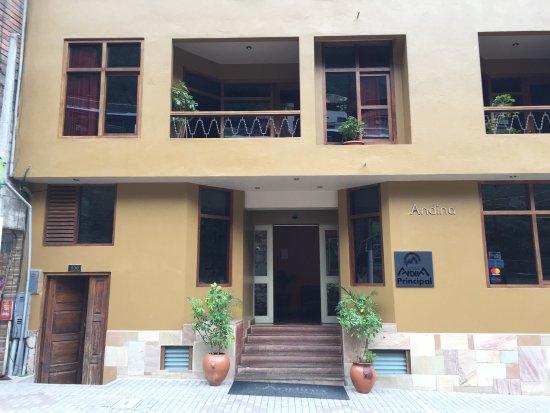 Andina Luxury: Front Door