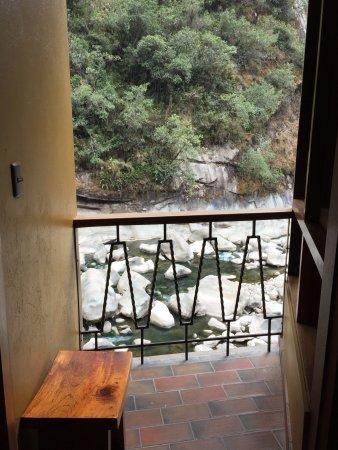 Andina Luxury: Balcony to the river