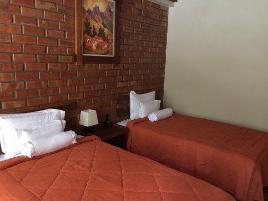 Andina Luxury: Room Set Up