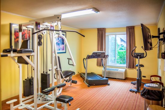 Merrimack, Nueva Hampshire: Fitness center