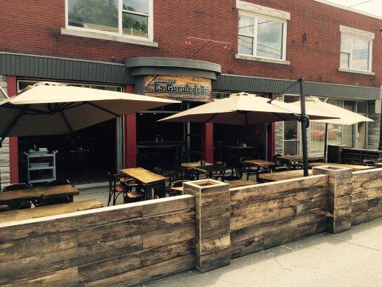 Sorel, Canada: Taverne La Gueule de Bois