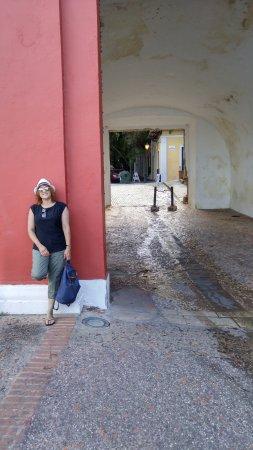 Puerta de San Juan: At the gate