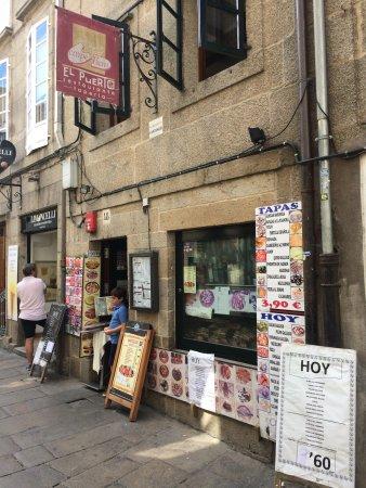 Carpe Diem El Puerto : El precio del menú es una trampa y la comida no lo vale