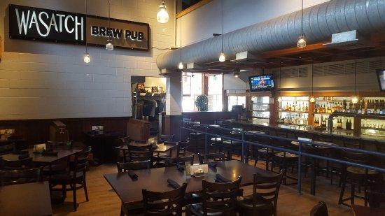 Wasatch Brew Pub Restaurant and Bar