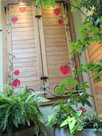 Restauracja Miód Malina: Garden