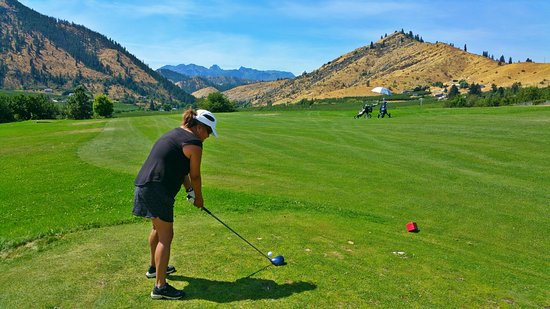 Mt Cashmere Golf Course
