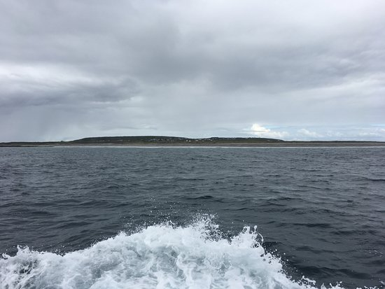 Doolin, Ireland: Ferry to Inis Mor