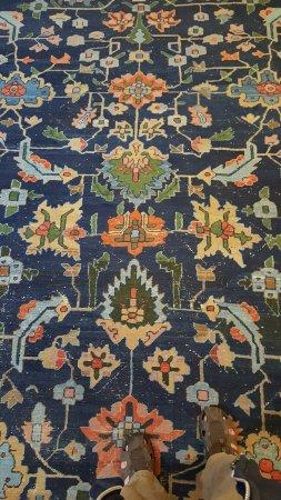 Mason City, IA: beautiful rug