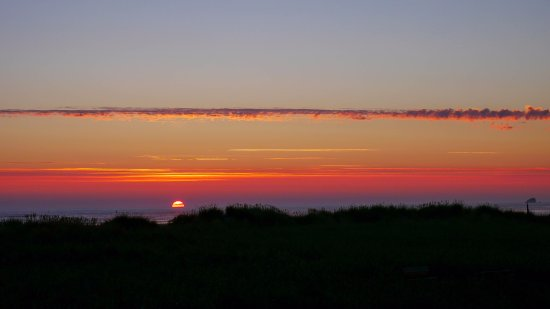 Moclips, WA: Another great sunset over the Pacific Ocean!