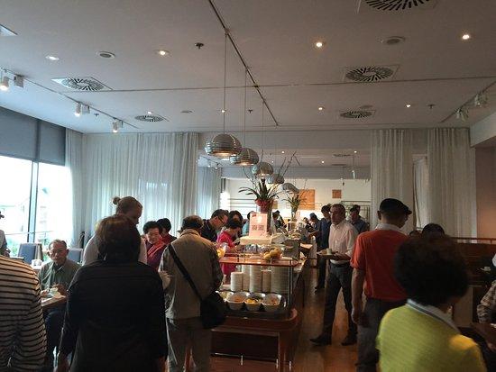 Austria Trend Hotel Ljubljana Picture