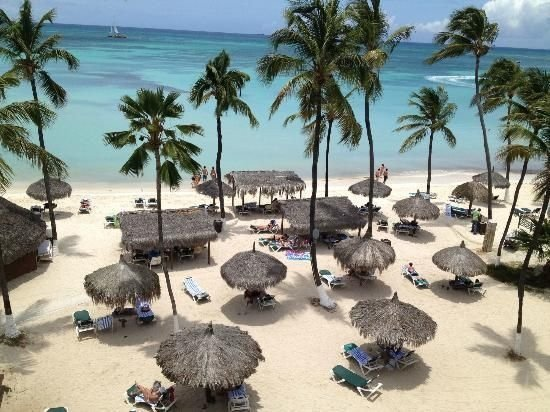 Holiday Inn Resort Aruba - Beach Resort & Casino : View from our room-Tropical Beauty at its finest!