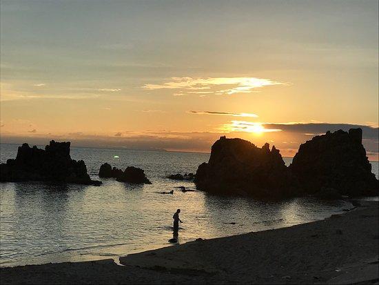 Mihama-cho, Japon : Lugar lindo água cristalina