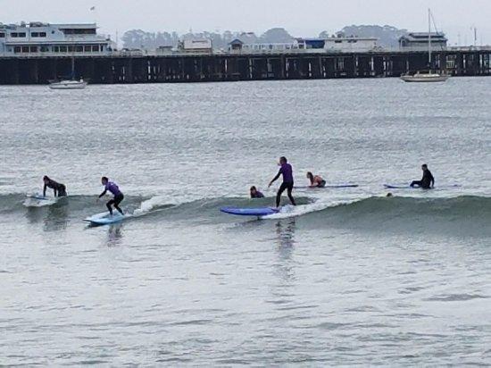 Richard Schmidt Surf School