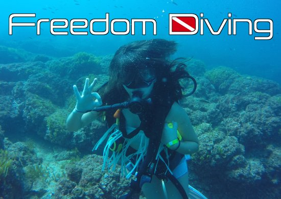Playa Samara, Kostaryka: Freedom Diving