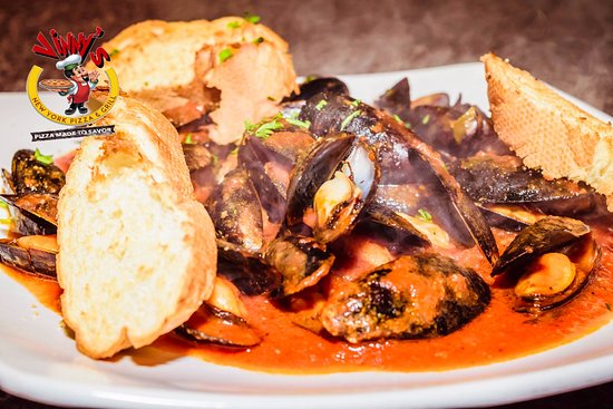 Duluth, GA: Vinny's Mussels and Shrimp