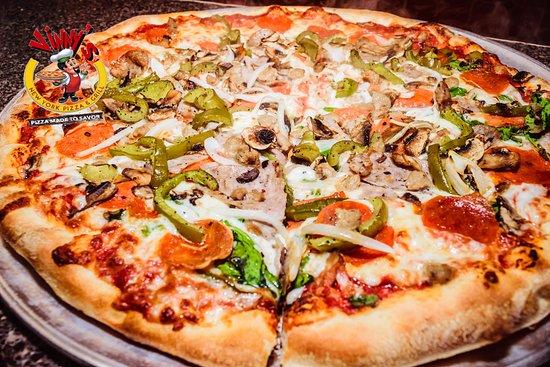 Duluth, GA: Vinny's N.Y. Pizza