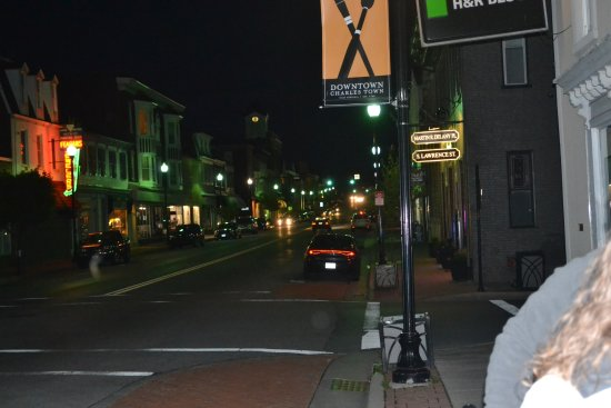 Charlestown's Haunted History Walks: Main Street Charles Town