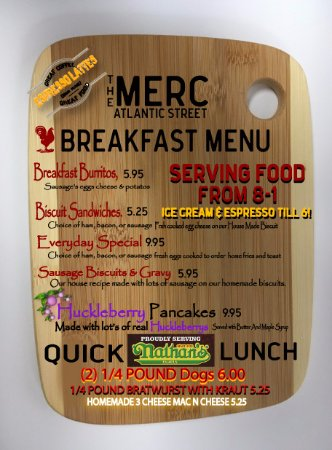 Dillon, MT: Breakfast Menu Serving & Quick Lunch Menu  M-F 8am-1pm Sat.&Sun. 8am-1pm