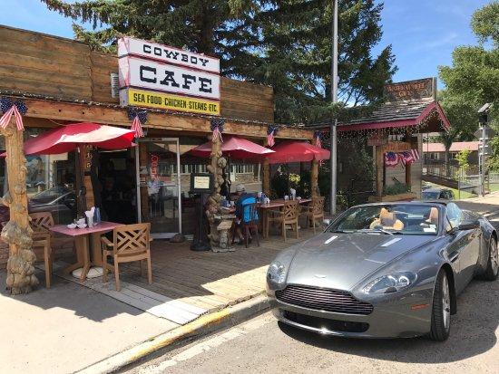 Dubois, WY: Cowboy Cafe