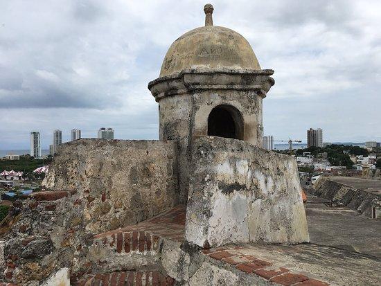Castillo de San Felipe de Barajas: photo0.jpg