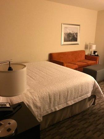 Hampton Inn & Suites Albuquerque North/I-25: 1 bedroom king room