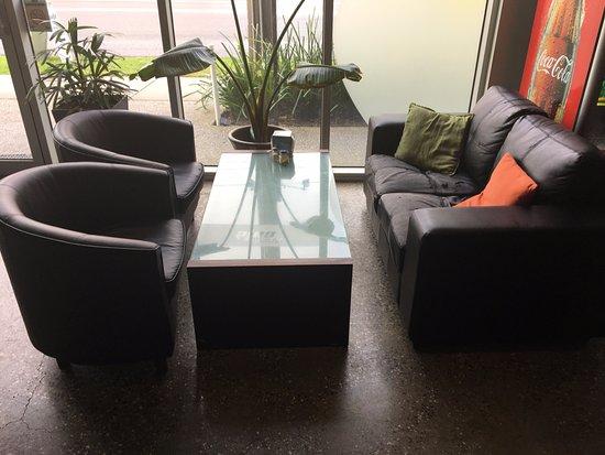Burwood, Australia: Comfy seating area