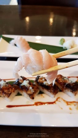 New Westminster, Canadá: Toro Sashimi