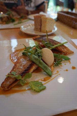 ジョワ デ サンス, 魚料理