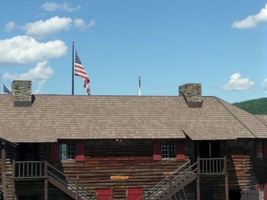 The Fort William Henry Museum & Restoration : IMAG1027_large.jpg