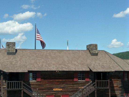 The Fort William Henry Museum & Restoration : IMAG1028_large.jpg