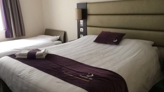Premier Inn Hayle Room 137 (family room)