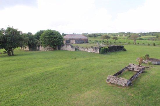 Marie-Galante, Guadeloupe: Vue générale