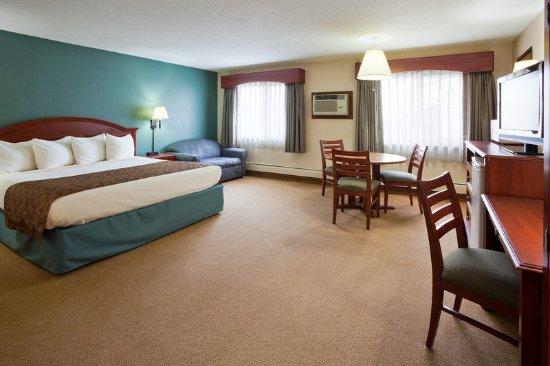 Americ Inn New Richmond King Suite