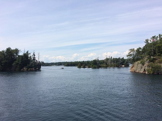 ‪‪Gananoque‬, كندا: Saint Lawrence River‬