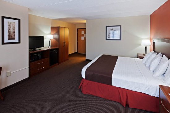Bemidji, MN: Guest Room