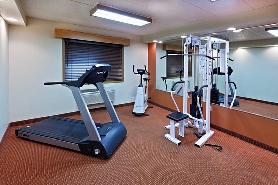 AmericInn Lodge & Suites Bemidji: FITNESSCENTER