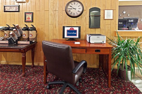 AmericInn Lodge & Suites Bemidji: BUSINESSCENTER